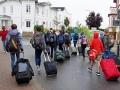 Fußweg von Dahme Strandhotel zur Jugendherberge